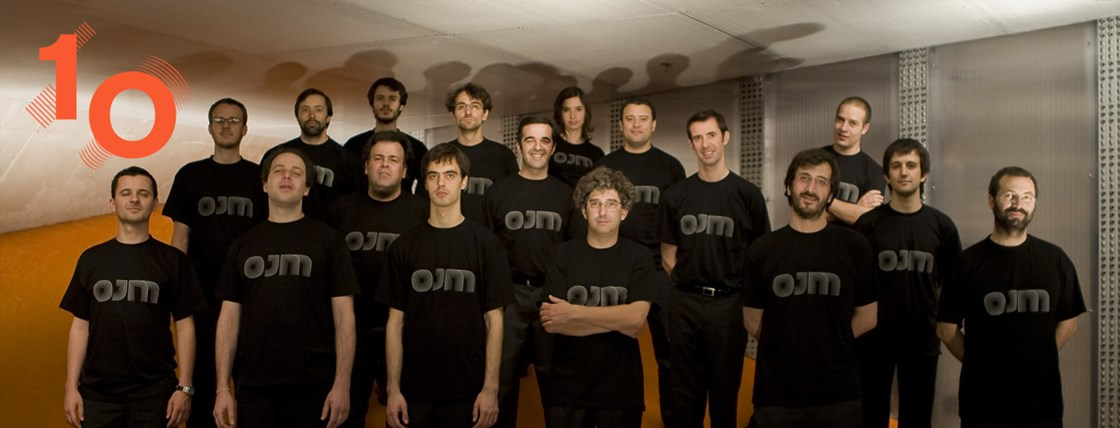 12 Abril 2015 Orquestra Jazz de Matosinhos