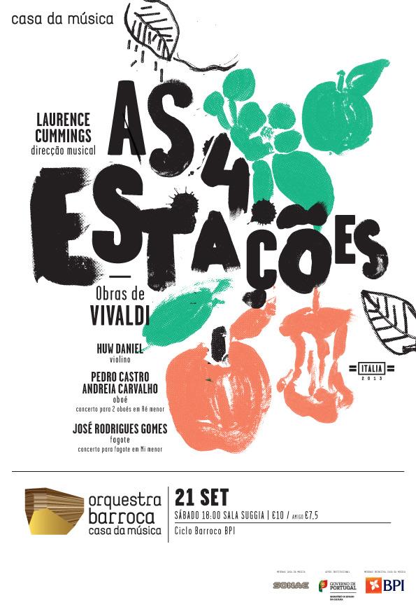 Affiche de la Casa de Musica à Porto - Image de casademusica.com