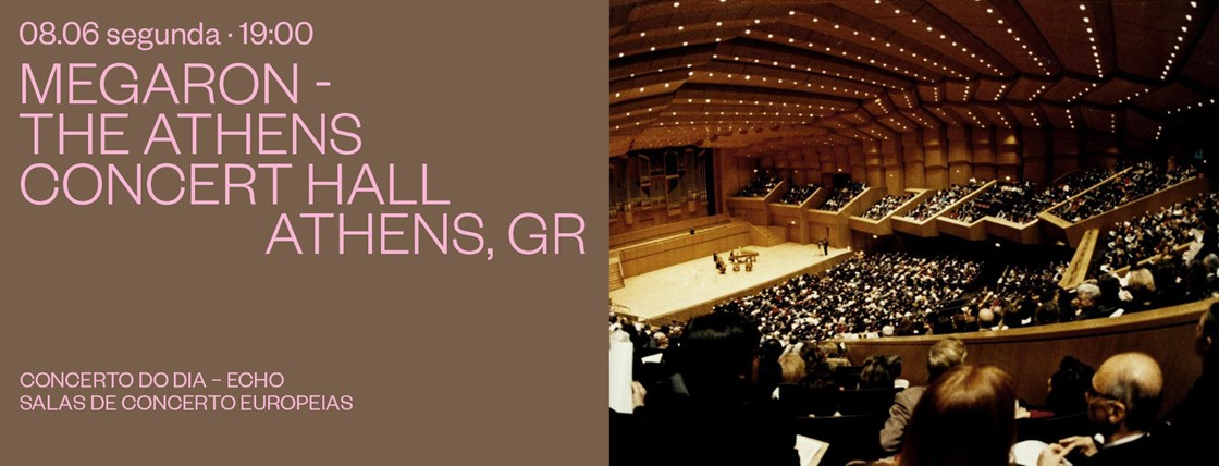 08 - Megaron – The Athens Concert Hall